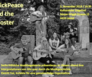 Konzert: ChickPeace and the Rooster